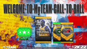 Image for NBA 2K22 locker codes for free players, banners, markers, and more