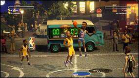 Image for NBA Playgrounds, which looks a whole lot like NBA Jam, releases next week