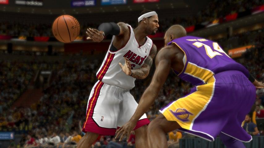 Image for NBA 2K14 servers go offline, take users' career progress with them
