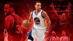 Image for NBA 2K16 cranks Steph Curry's player rating to max