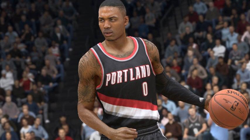 "Image for NBA Live 16 ""guaranteed"", says executive producer"