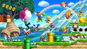 Image for New Super Mario Bros. U is coming to Nintendo Switch - report