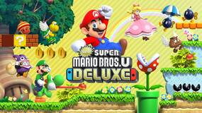 Image for New Super Mario Bros. U Deluxe out today, adds playable Toadette and Nabbit
