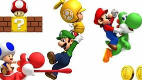 Image for New Super Mario Bros. Wii reviews round-up