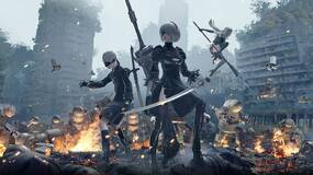Image for Nier Automata players review-bomb it on Steam to demand a better port
