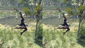 Image for Nier: Automata PS4 Pro build boasts higher resolution, motion blur, better lighting and shadows