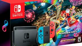 Image for Grab a Nintendo Switch with Mario Kart 8 Deluxe in this early Black Friday bundle