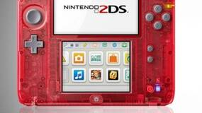 Image for Nintendo unveils transparent 2DS to celebrate Omega Ruby & Alpha Sapphire