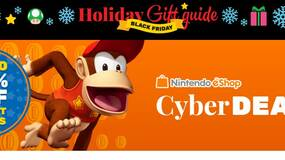 Image for Nintendo's Black Friday eShop sale kicks off today with prices as low as $5