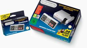 Image for The NES Classic Mini goes back on sale next month