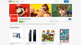 Image for Nintendo opens official eBay store