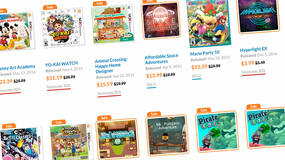 Image for Nintendo is throwing a big eShop sale: fill your boots, then throw the boots away in March when you get a new Nintendo console