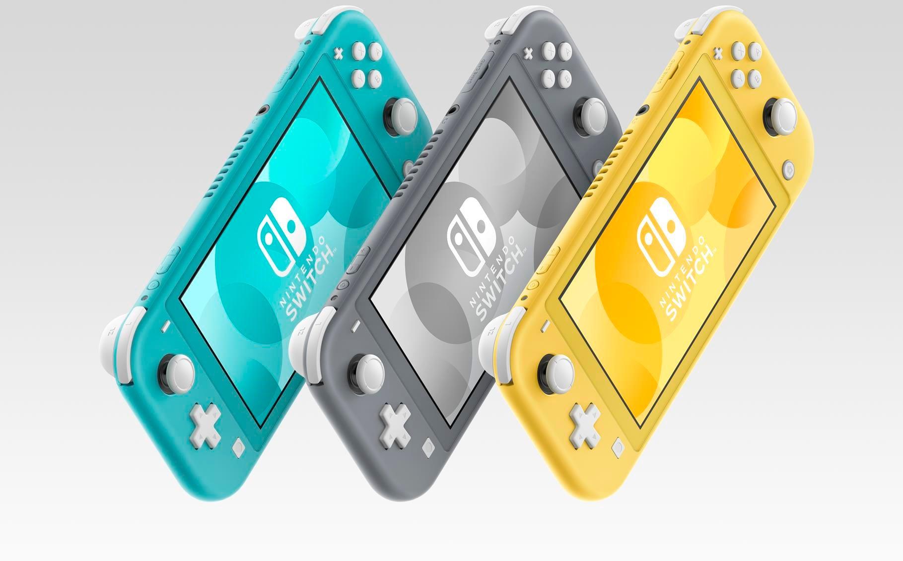 Image for Switch lifetime sales hit 41.7 million units, Switch Lite sold 1.95 million units within two weeks