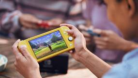 Image for The class-action lawsuit against Switch Joy-Con drift is open to Switch Lite owners now too