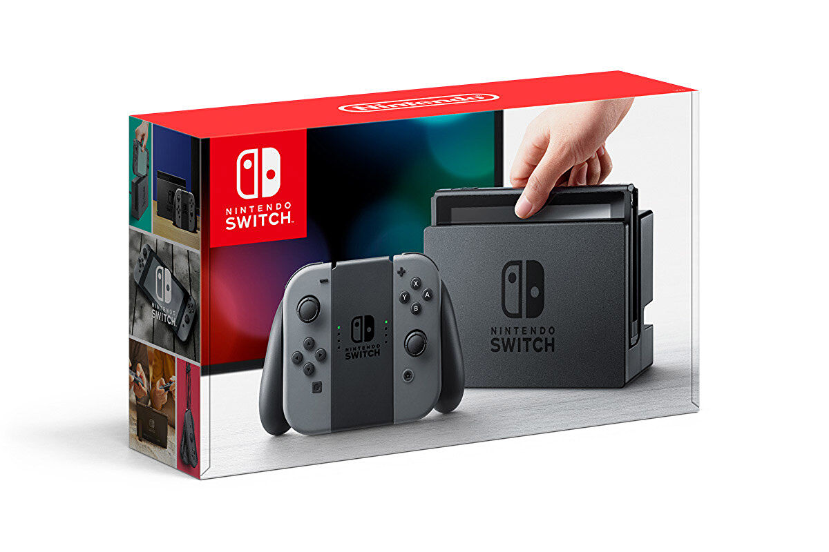 Nintendo adds ability to pair Bluetooth audio devices in newest Switch - nintendo switch new 4