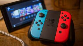 Image for New Nintendo Switch model to have a bigger OLED screen - report