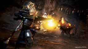 Image for Nioh 2 goes gold ahead of March release
