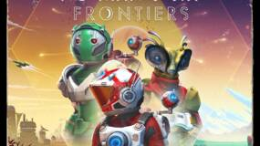 Image for No Man's Sky Frontiers update adds procedurally generated settlements, updates base building, more