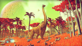 """Image for Sony: No Man's Sky """"treated like a first-party release"""""""