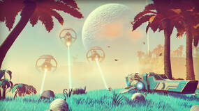 Image for We're streaming No Man's Sky gameplay - watch us farm for Atlas pass materials and try to earn enough moolah to upgrade our ship