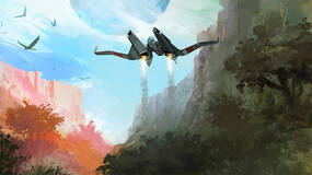 Image for We're streaming No Man's Sky gameplay - watch us explore, discover, and slaughter the local flora and fauna