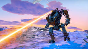 Image for No Man's Sky will let you build your own mechs