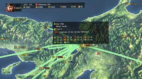 Image for You can use diplomacy in Nobunaga's Ambition if you're some kind of wuss