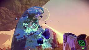 Image for Third No Man's Sky trailer takes a look at Trading, collecting resources