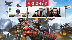 Image for Who got into the Halo Infinite test? Is The Ascent finally a killer cyberpunk game? - VG247's Definitely Not a Podcast Video Chat #6