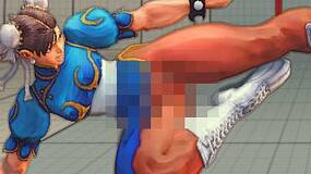 Image for Nude Street Fighter IV patch created by modders