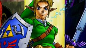 Image for Quick Shots: Ocarina of Time 3DS screens and character art