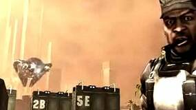Image for Halo 3: ODST video highlights Sgt. Johnson, Firefight