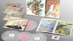 Image for The new Okami soundtrack vinyl release is absolutely gorgeous