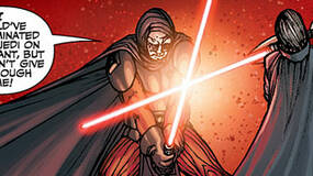 Image for Latest issue of Old Republic: Threat of Peace web comic up