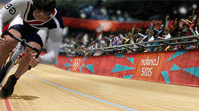 Image for Olympic effort: watch London 2012: The Official Video Game