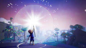 Image for Watch the debut trailer for Omno, a serene puzzle adventure made by a solo developer