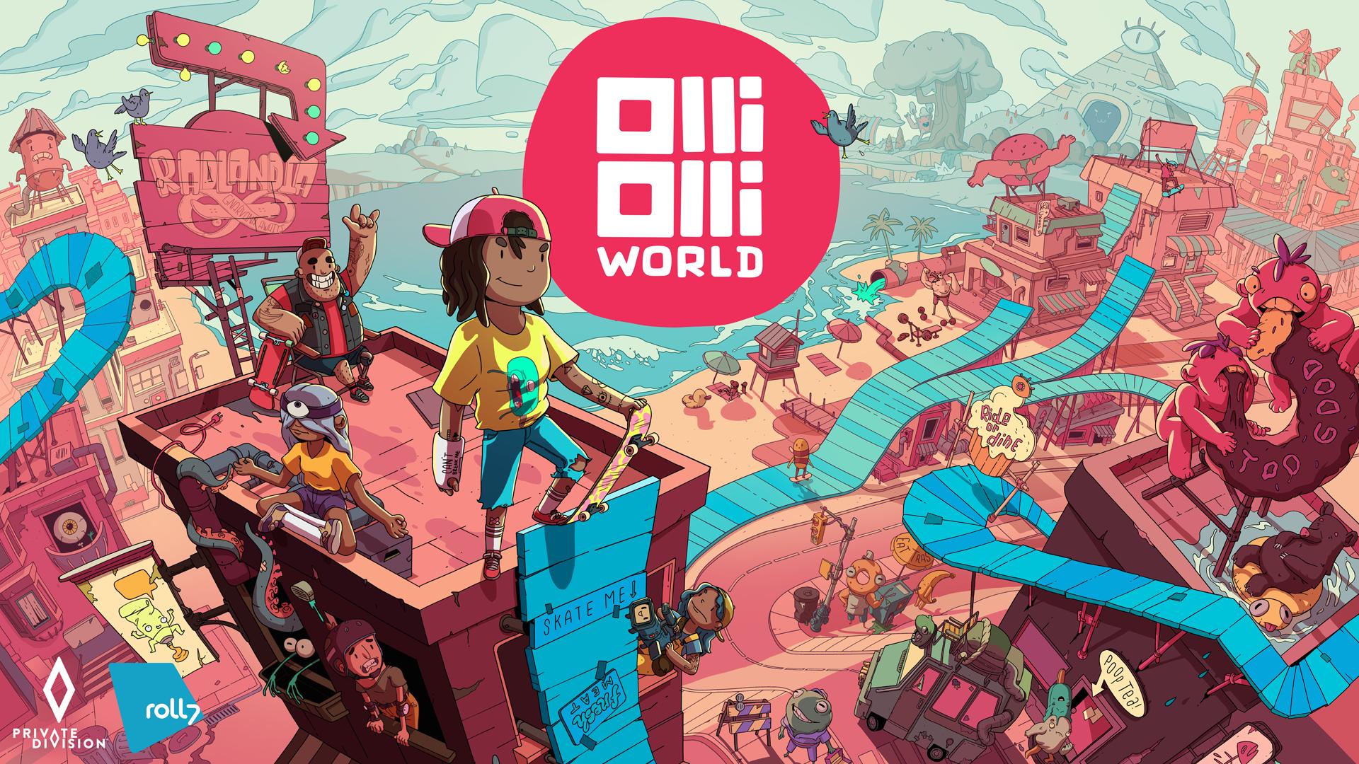 Image for OlliOlli World is freakin' sweet!