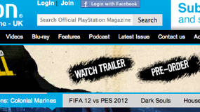 Image for Official PlayStation Magazine UK launches website