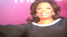 Image for Oprah hands out Kinect units, audience goes beserk