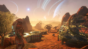 Image for Osiris: New Dawn looks like No Man's Sky mixed with Ark: Survival Evolved