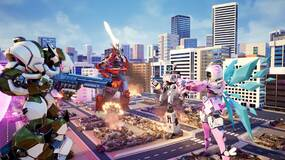 Image for Mech fighting game Override: Mech City Brawl is free to play this weekend