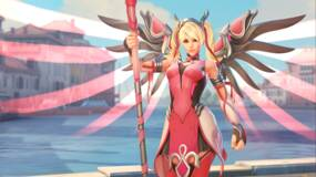 Image for Overwatch Pink Mercy charity skin and shirt raised $12.7 million for breast cancer research