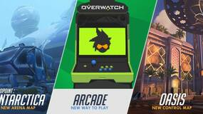 Image for Overwatch Arcade replaces Weekly Brawls, new modes, Ecopoint and Oasis maps detailed