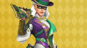 Image for Overwatch players can participate in Ashe's Mardi Gras Challenge to earn Ashe's new skin