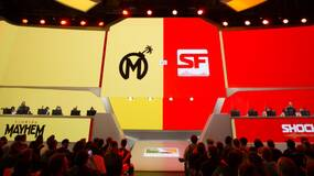 Image for The Overwatch League's debut broadcast proved it can challenge the top esports