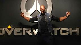 Image for Overwatch: here's Jeff Kaplan dodging a question about Terry Crews playing Doomfist like a pro
