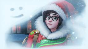 Image for If you hate Mei's Winter Wonderland skin in Overwatch, she'll change clothes early next year