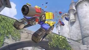 Image for Overwatch limited-time event Bastion's Brick Challenge kicks off today