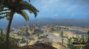 Image for World of Tanks Xbox 360 updated with console exclusive Pacific Island map, JapaneseChi-Nu Kai tank