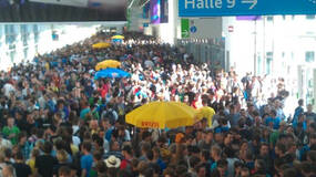 Image for Koelnmesse hits capacity for gamescom, entrances closed